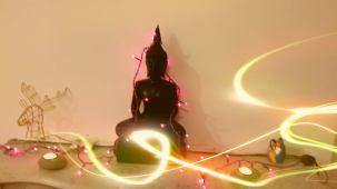 Buddha de Noel